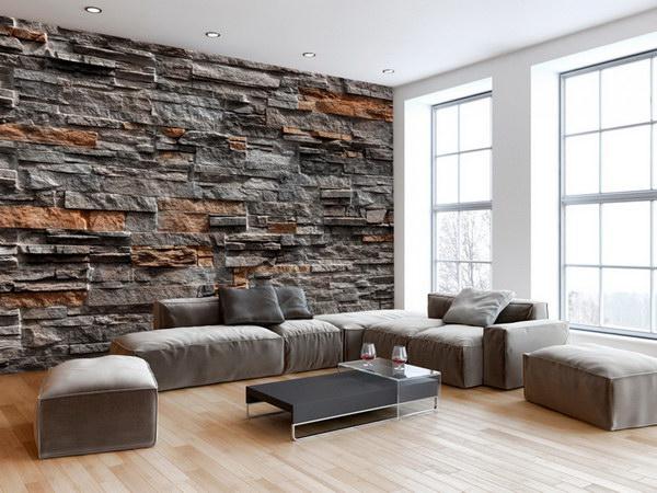 Murando DeLuxe Elegantní šedohnìdý kámen  - zvìtšit obrázek