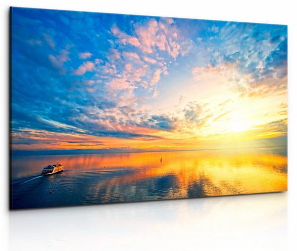 Malvis Obraz Výlet do západu slunce  - zvìtšit obrázek