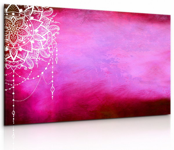 Malvis Obraz Mandala rùžového potìšení  - zvìtšit obrázek