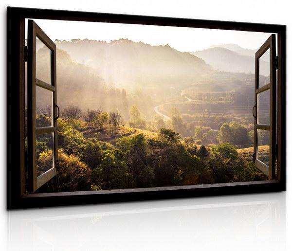 Malvis Okno do Thajské pøírody  - zvìtšit obrázek