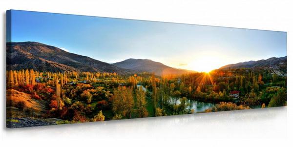 Malvis Obraz panorama hor  - zvìtšit obrázek