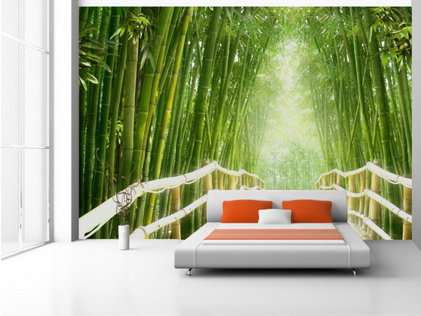 Murando DeLuxe Bambusový les  - zvìtšit obrázek
