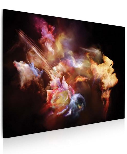 Malvis Obraz - hudební extáze  - zvìtšit obrázek