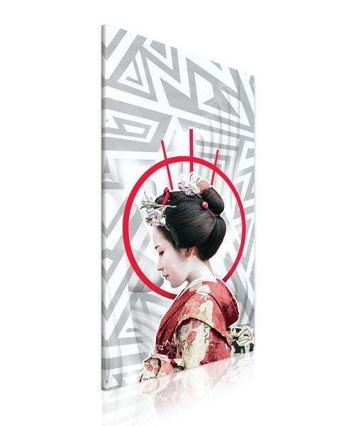 Malvis Obraz - japonka  - zvìtšit obrázek