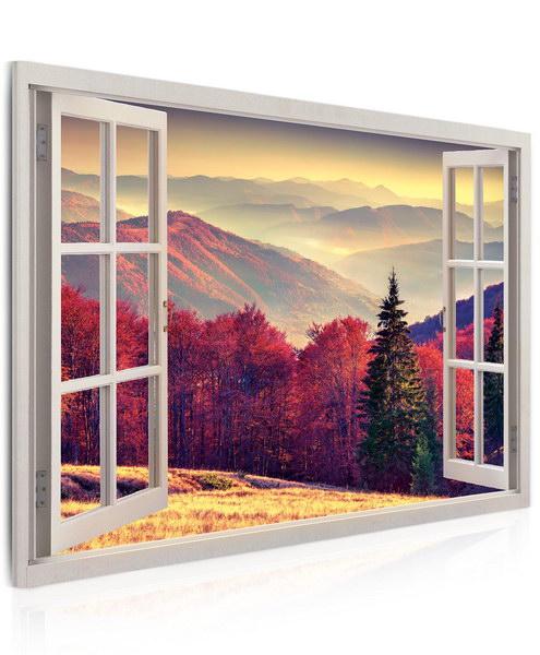 Malvis Obraz Snový výhled z okna  - zvìtšit obrázek