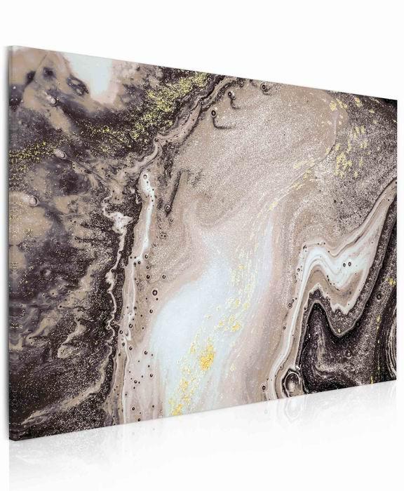 Malvis Obraz Kávová abstrakce  - zvìtšit obrázek