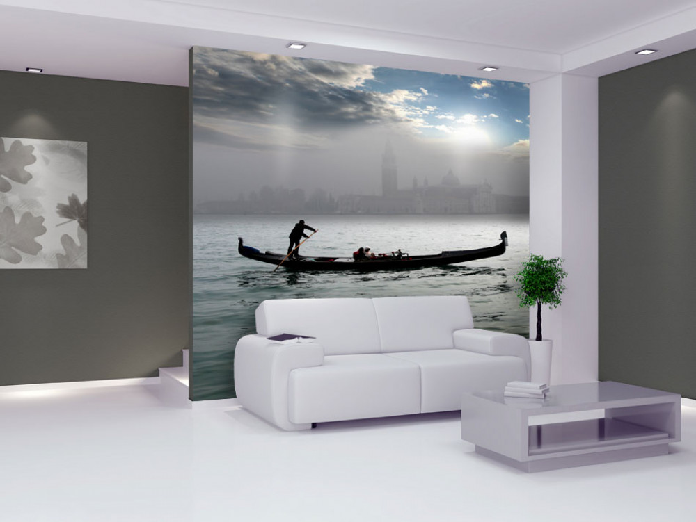 Murando DeLuxe Tapeta Benátky v mlze  - zvìtšit obrázek