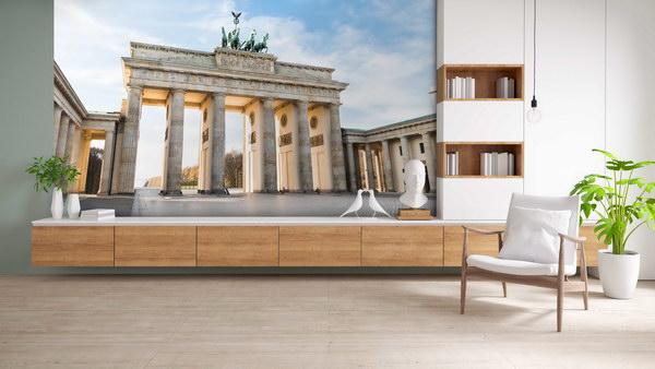 Malvis Tapeta Berlín Vel. (šíøka x výška)  144 x 105 cm - zvìtšit obrázek