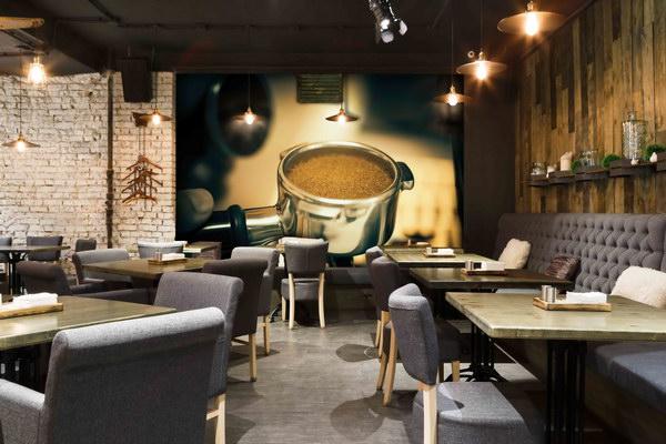 Malvis Tapeta pøíprava kávy Vel. (šíøka x výška)  144 x 105 cm - zvìtšit obrázek