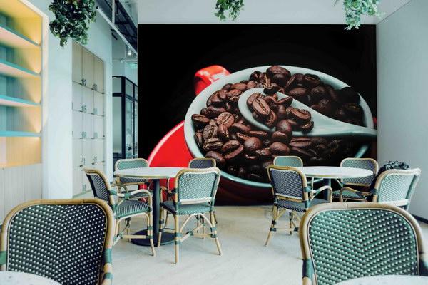 Malvis Fototapeta hrnek kávy Vel. (šíøka x výška)  144 x 105 cm - zvìtšit obrázek