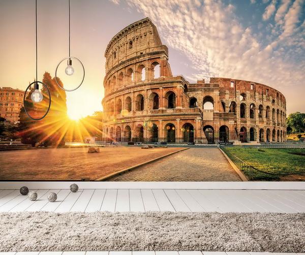 Malvis Tapeta Koloseum Vel. (šíøka x výška)  144 x 105 cm - zvìtšit obrázek