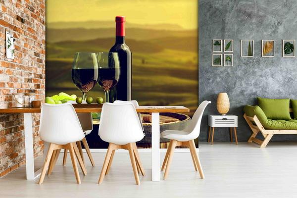Malvis Tapeta milovnící vína Vel. (šíøka x výška)  144 x 105 cm - zvìtšit obrázek