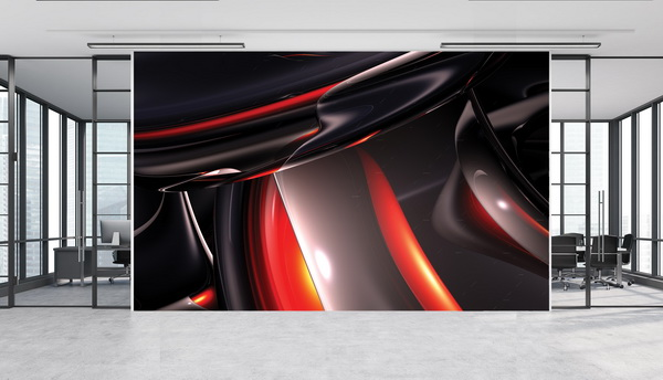 Malvis Tapeta abstrakt temné 3D Vel. (šíøka x výška)  144 x 105 cm - zvìtšit obrázek