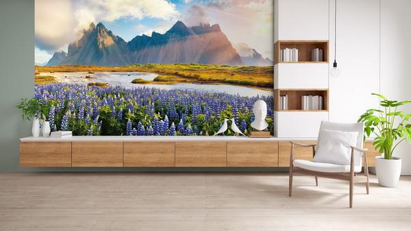 Malvis Tapeta Vysokohorské jezero Vel. (šíøka x výška)  144 x 105 cm - zvìtšit obrázek