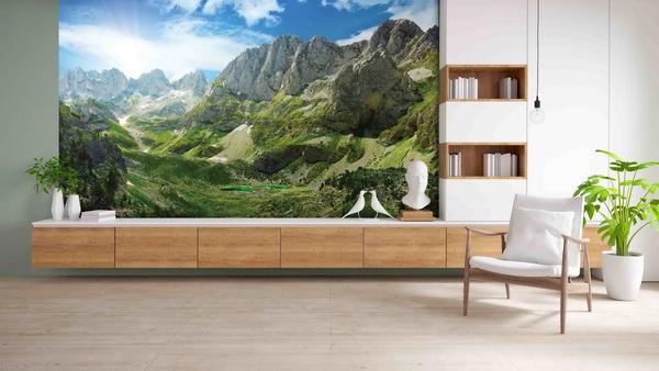 Malvis Tapeta Alpské panorama Vel. (šíøka x výška)  144 x 105 cm - zvìtšit obrázek