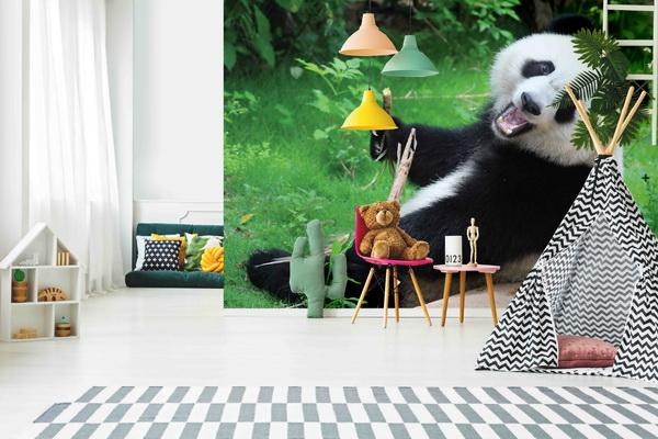 Malvis Tapeta Panda Vel. (šíøka x výška)  144 x 105 cm - zvìtšit obrázek