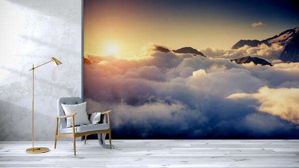 Malvis Tapeta Oblaka Vel. (šíøka x výška)  144 x 105 cm - zvìtšit obrázek