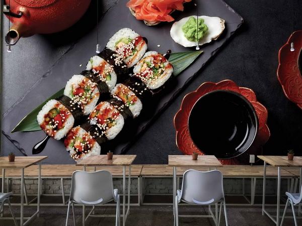 Malvis Tapeta Sushi Vel. (šíøka x výška)  144 x 105 cm - zvìtšit obrázek