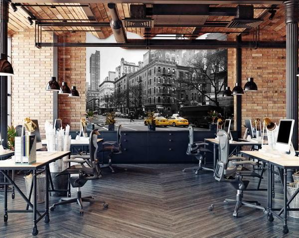 Malvis Tapeta èernobílý New York Vel. (šíøka x výška)  144 x 105 cm - zvìtšit obrázek