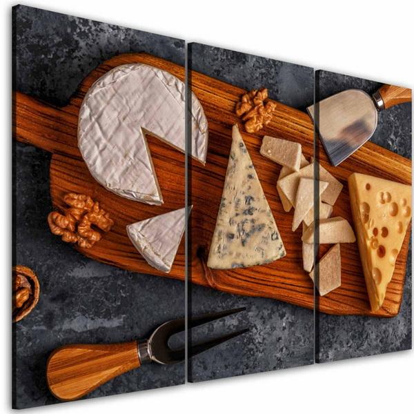 Malvis Obraz -  sýrové variace  - zvìtšit obrázek