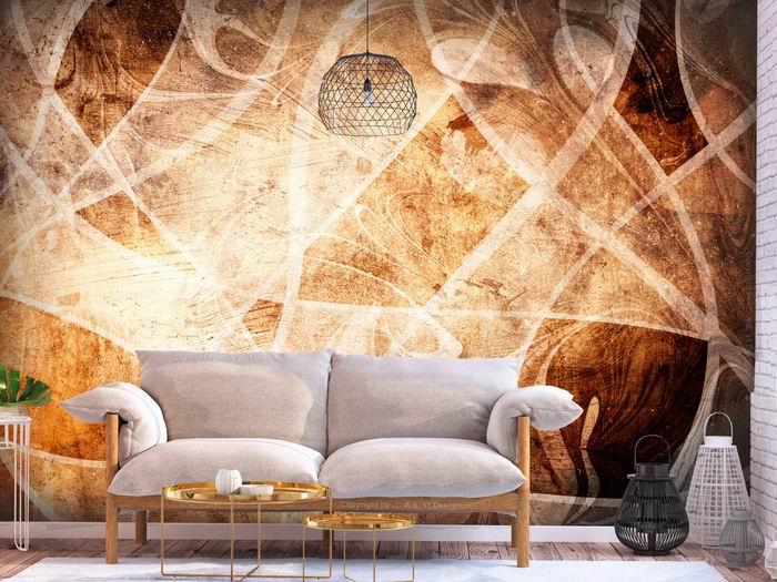 Murando DeLuxe Bronzová textura  - zvìtšit obrázek