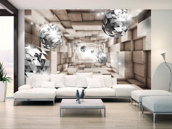 Murando DeLuxe Tapeta Diamantový tunel  - zvìtšit obrázek