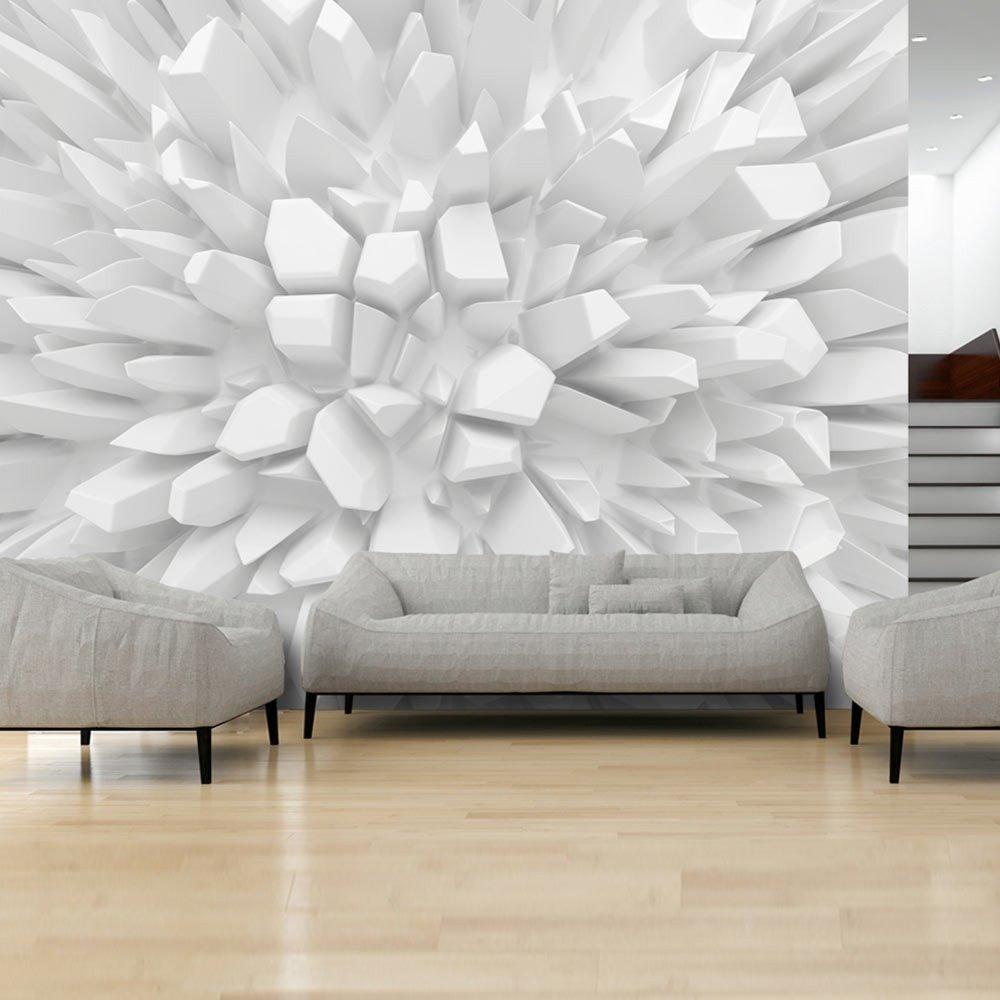 Murando DeLuxe 3D Rostoucí bílé krystaly  - zvìtšit obrázek