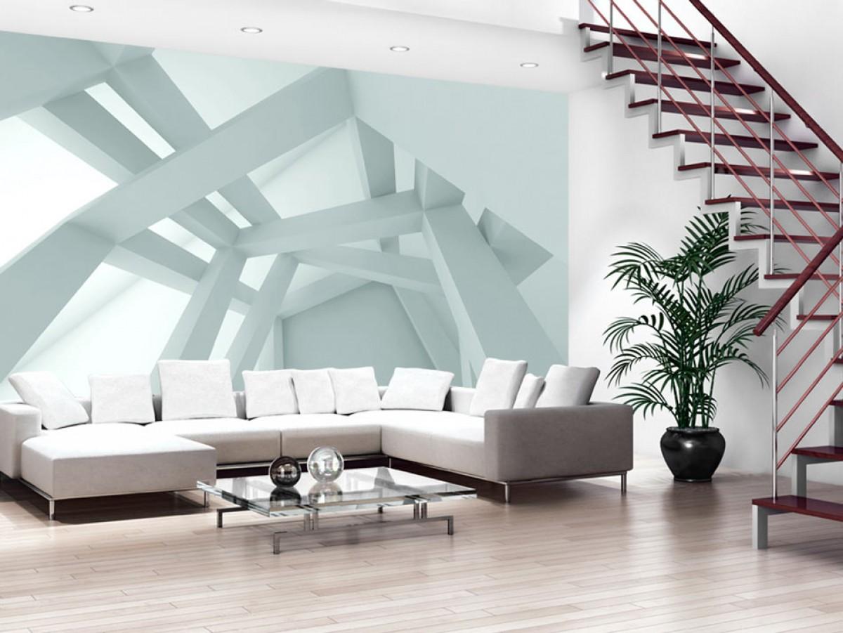 Murando DeLuxe 3D tapeta designová konstrukce  - zvìtšit obrázek