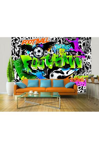 Murando DeLuxe Graffiti - fotbal  - zvìtšit obrázek