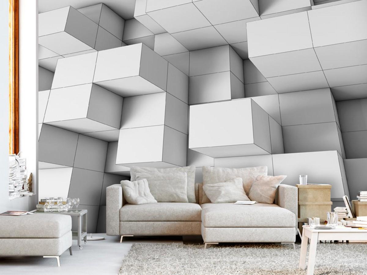 Murando DeLuxe Tapeta s 3D iluzí  - zvìtšit obrázek
