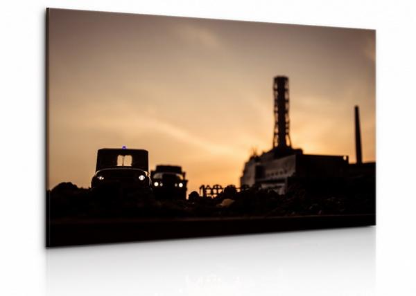 Malvis Obraz Èernobylská elektrárna II  - zvìtšit obrázek