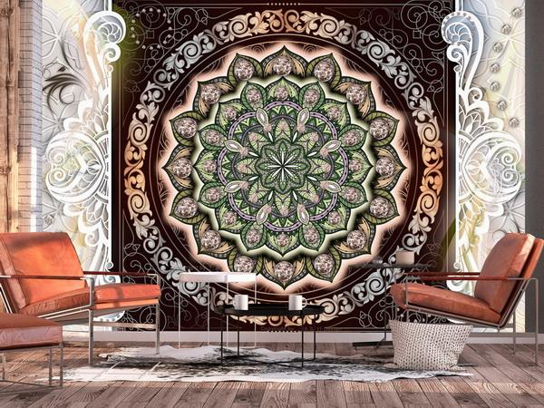Murando DeLuxe Mandala s ornamenty  - zvìtšit obrázek