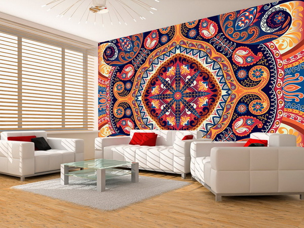 Murando DeLuxe Exotická mandala  - zvìtšit obrázek
