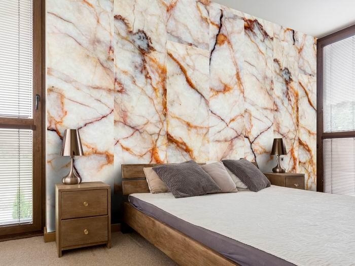 Murando DeLuxe Tapeta Mramorová deska Klasické tapety  50x1000 cm - vliesové - zvìtšit obrázek